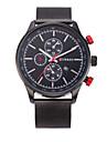 Bărbați pentru Doamne Unisex Ceas Sport Ceas Elegant Ceas La Modă Ceas de Mână Quartz Calendar Aliaj Bandă Charm Casual MulticolorNegru