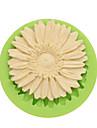 bakformen Blomma För Tårtor för muffin Annat För Godis Gryende för Ice för choklad För Kakor SilikonDIY 3D Hög kvalitet Teflonbehandlad