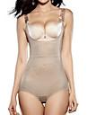 Burvogue Women\'s Plus Size Seamless Adjustable Straps Tummy Waist Cincher Shaper