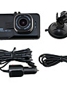 nouvelle voiture dvr camera Novatek camescope 1080p full hd enregistreur de stationnement video registrator g-capteur dashcam camer
