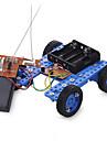 crab regat diy tehnologie asamblat model de jucării cu control de la distanță cu motor de viteze masina mica 36