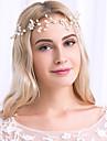 Femei Perle Diadema-Nuntă Cordeluțe 1 Bucată