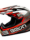beon b-600 moto motocross casque anti-buee anti-uv mode casque de securite unisexe