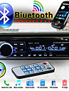 12v autoradio lecteur audio mp3 bluetooth aux usb sd mmc FM stereo electronique automobile au tableau de bord 1 din pour autoradio taxi
