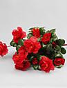 Gren Polyester Azalea Bordsblomma Konstgjorda blommor 5(1.97\'\')