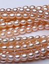 Toroane Coliere Imitație de Perle Șuviță unică Circle Shape Perle Design Basic La modă Euramerican Bijuterii PentruNuntă Ocazie specială