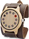 Bărbați Ceas Sport Ceas Elegant Ceas Schelet Ceas Smart Ceas La Modă Ceas de Mână Ceas Brățară Quartz Quartz JaponezLuminos Punk Plin de