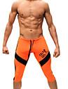 Homme Course / Running Pantalon/Surpantalon Survetement BasRespirable Permeabilite a l\'humidite Haute respirable (>15,001g) Compression