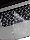 xskn® clavier tpu peau et ultra-protecteur barre tactile mince et transpa pour 2016 le plus recent MacBook Pro 13.3 / 15.4 avec bar