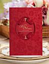 Card Plat Invitatii de nunta 50-Plic Plic autocolant Program Fan Meniul de nunta Invitații Felicitări de mulțumire Cărți de răspuns