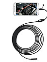 3 en 1 6 leds 5.5mm 5m endoscope endoscope otg micro usb inspection camera ip66