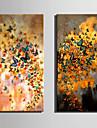 Peisaj Animal Modern,Un Panou Canava Vertical print Arta Decor de perete For Pagina de decorare