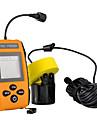 Detecteur de Poissons Etanche Autre LCD Aucun Avec fil 4×AAA Plastique dur Alose jaune