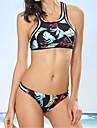 Femei Bikini Femei Bustieră Floral Nailon