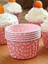Plats de cuisson et casseroles Pour Cupcake Papier Bricolage Ecologique