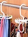 Porte-Cravates Plastique avec # , Fonctionnalite est Ouvert , Pour Tissu