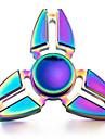 Toupies Fidget Spinner a main Jouets Tri-Spinner Metal EDCSoulage ADD, TDAH, Anxiete, Autisme Pour le temps de tuer Focus Toy Soulagement