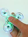 Spinner antistres mână Spinner Jucarii Jucarii ABS EDCLumină LED Stres și anxietate relief Birouri pentru birou pentru Timpul uciderii