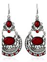 Cercei Set Cristal La modă stil minimalist Bijuterii Pentru Nuntă Petrecere Zi de Naștere 1 pereche