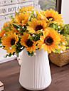 1 Une succursale Soie Tournesols Fleurs artificielles