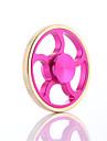 Spinner antistres mână Spinner Jucarii Ring Spinner Metal EDCStres și anxietate relief Birouri pentru birou Ameliorează ADD, ADHD,