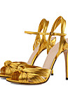 Femme-Habille Decontracte Soiree & Evenement--Talon Aiguille-club de Chaussures-Sandales-Polyurethane