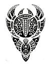 Tatouages Autocollants Autres Non Toxique ImpermeableHomme Femme Adolescent Tatouage Temporaire Tatouages temporaires