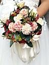Flori de Nuntă Rotund Trandafiri Buchete Petrecere / Seară Satin