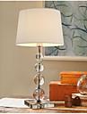 60 Cristal Moderne Artistique simple Lampe de Table , Fonctionnalite pour Cristal Decorative , avec UtilisationInterrupteur ON/OFF En