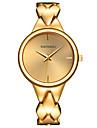 pentru Doamne Ceas de Mână Ceas Brățară Quartz Aliaj Bandă Charm Argint Auriu Roz auriu