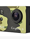 lesmart® Gogloo 6 16MP 2816 x 2112 WIFI Vattentät Bluetooth Multifunktion 30fps 24fps 2 64 GBEnkel bild Bildsekvensläge Time
