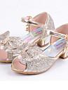 Fete Pantofi Flați Confortabili Pantofi Fata cu Flori Imitație de Piele Vară Toamnă Casual Rochie Confortabili Pantofi Fata cu Flori