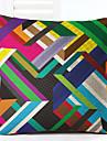 1 pcs Lin Taie d\'oreiller,Geometrique Moderne/Contemporain Moderne