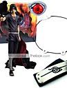 Figures Anime Action Inspire par Naruto Itachi Uchiha PVC 23 CM Jouets modele Jouets DIY