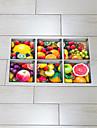 Mâncare/Băuturi Perete Postituri Acțibilduri de Oglindă Autocolante de Perete Decorative Material Pagina de decorare de perete Decal