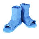 Cosplay Shoes Naruto Cosplay Anime Cosplay Shoes Bijela / Crna / Plava Polyester Unisex