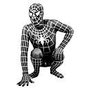 Zentai kombinézy Superhrdina / Pavouci / Filmové a TV kostýmy Zentai Cosplay kostýmy Černá Tisk / PatchworkLeotard/Kostýmový overal /