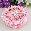 ピンクバラ☆ケーキボックス(10ピース)