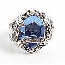 Jewelry Inspirirana Reborn! Mukuro Rokudo Anime Cosplay Pribor prsten Plava Alloy / Artificial Gemstones Male