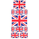 5 Stück Flagge von England temporäre Tätowierung