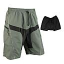 SANTIC® Biciklističke kratke hlače Muškarci Bicikl Quick dry / Pad 3D Kratke hlače / Podstavljene kratke hlače / Donji PolyesterProljeće