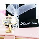 regali regalo damigella d'onore epoca cristallo lampada da tavolo favore