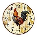 Země zvířat nástěnné hodiny