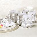 25. obljetnica korist kutija sa srebrnom vrpcom (set od 12)