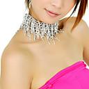 polistirena s rubnih ogrlica trbušni ples više boja