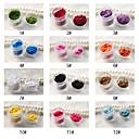 2ks jiné kutilství styl nehtů dekorace (12 barva dle výběru)