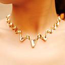 Ženska ogrlica uz vrat