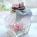 6 Piece / Set Naklonost Holder-Cilindar Staklo Candy Posude i boce Non-personalised