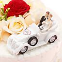 ケーキトッパー 非パーソナライズ 夫妻 / 車両 樹脂 記念日 / 結婚式 PVCバッグ