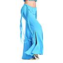 Břišní tanec Spodní část oděvu Dámské Trénink Průzračná bavlna Střapce Přírodní